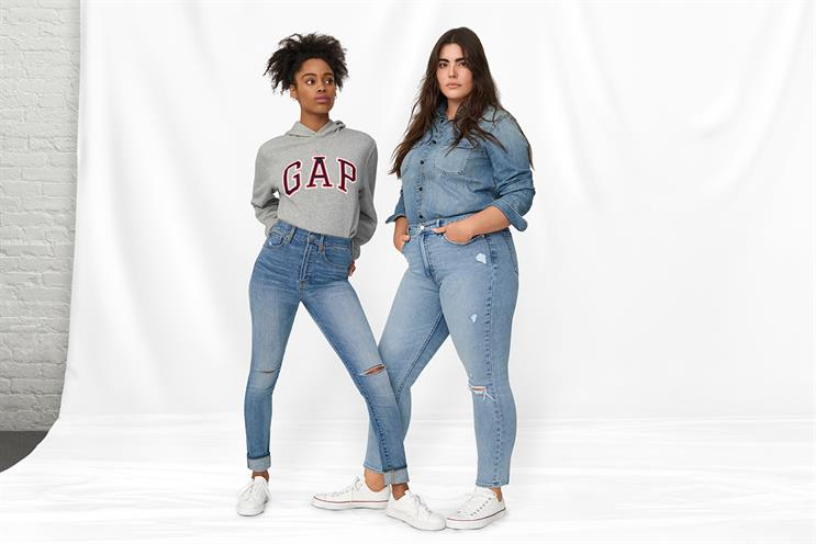 Gap: pop-up with events
