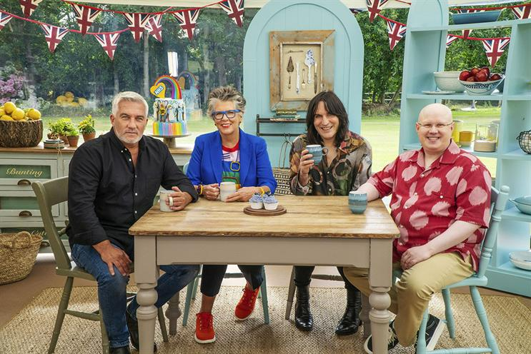 GBBO: Hollywood, Leith, Fielding and Lucas