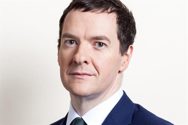 George Osborne: the editor of the London Evening Standard
