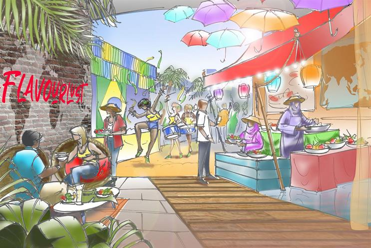 Gousto: dishes will be from its Street Food range
