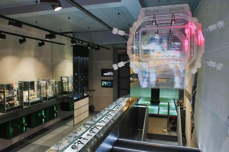 G-Shock opens concept store with events space