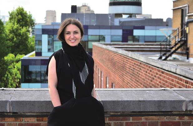 Gabriella Lungu: joined TBWA\London as a creative director from PR agency Weber Shandwick