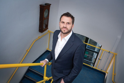 Robin Gadsby: Forever Beta's chief executive
