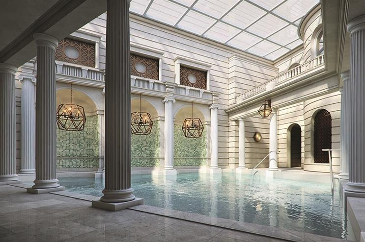 Five new UK venues for 2015: London and and the South - The Gainsborough in Bath (above)