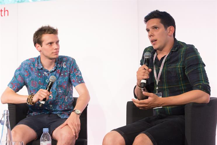 Gandys Flip Flops: founders Rob and Paul Forkan spoke at Havas' Meaningful Brands conference