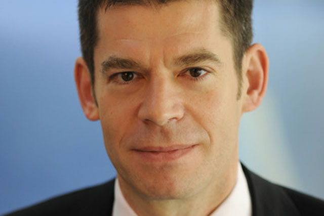 Joe Garner: appointed chief executive of BT Openreach