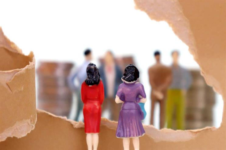 Gender diversity: some men feel 'it does not seem to be an issue that is relevant to their own careers'