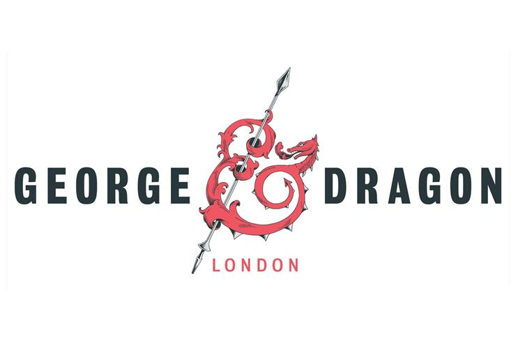 Enter changes name to George & Dragon
