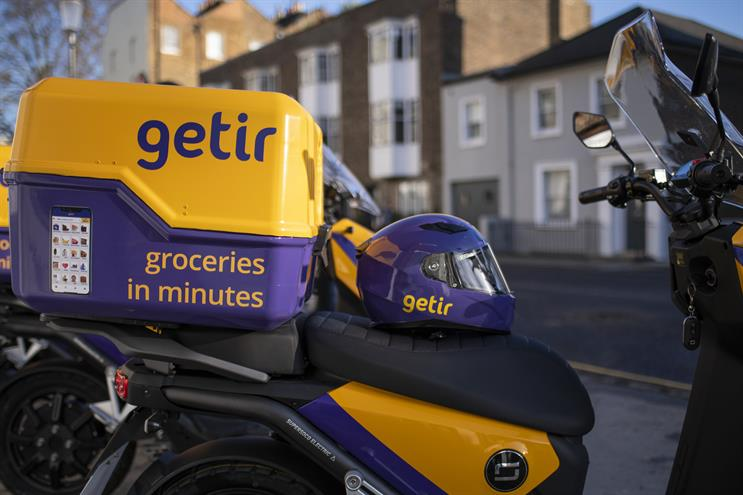 Getir: looking to expand in the UK