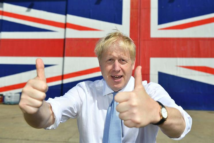 Boris Johnson: has the PM kicked off a glorious new chapter for Britain? (Photo: WPA Pool/Getty Images)