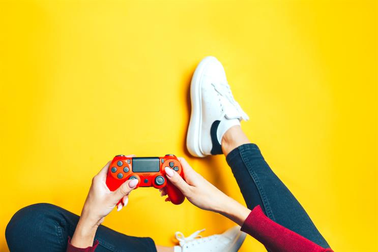 Gaming ads: why it's all about the in-play