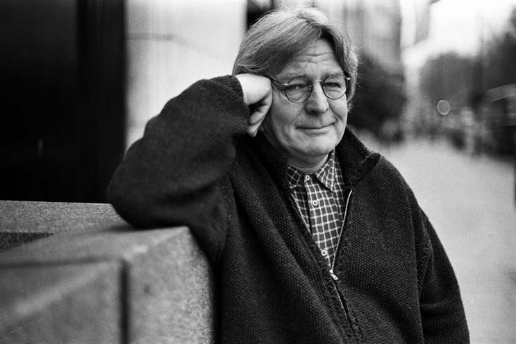 Alan Parker in 1994. Photo by Martyn Goodacre/Getty Images