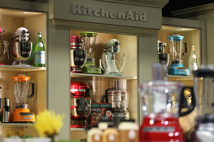 KitchenAid: a Whirlpool brand (credit: Getty)