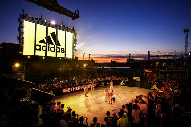 Adidas Football hosted the World Final of its global football tournament in Marseille, France in September