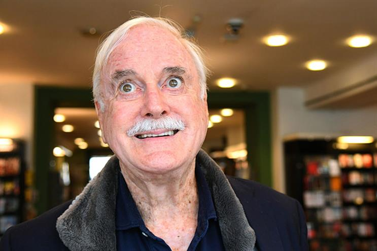 Why John Cleese thinks play is the key to creativity