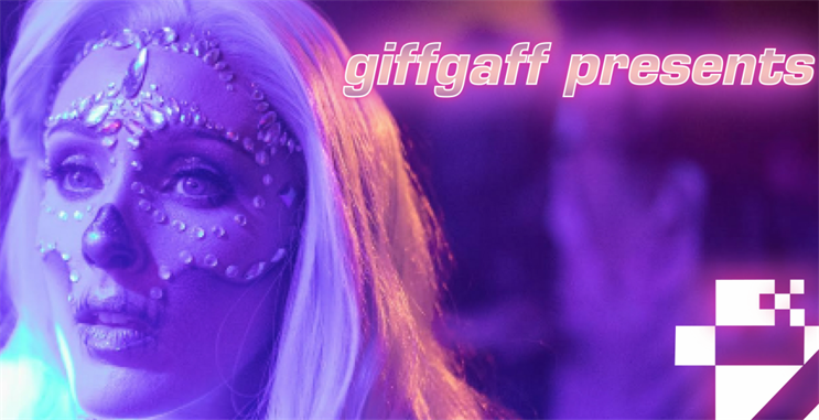 Giffgaff revives Halloween salon offering hair and make-up sessions