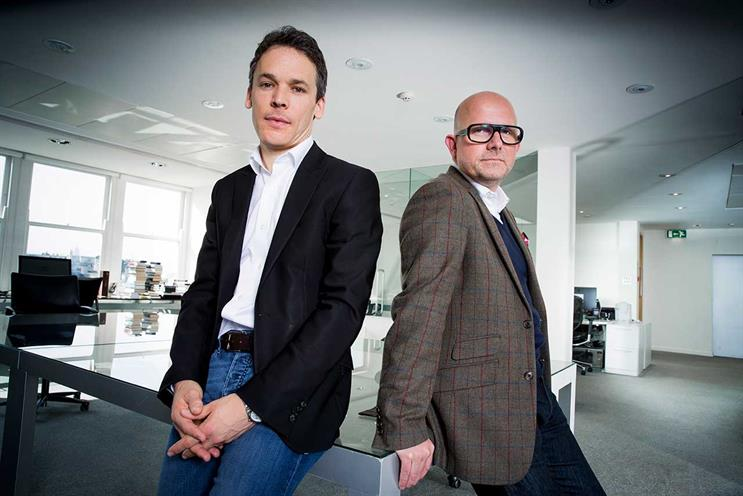 M&C Saatchi: Hedger and Tindall