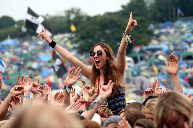 Glastonbury: keep the brand message simple at music festivals says Stephen Ackroyd