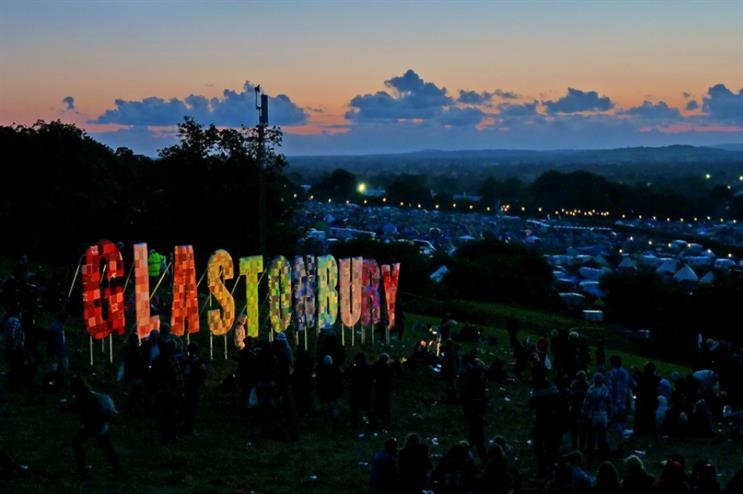 Weekender: Glastonbury, Peroni, Jo Malone