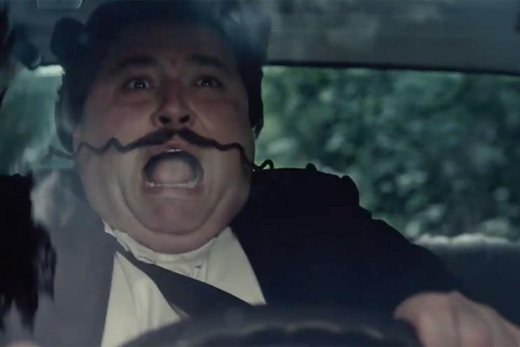 GoCompare: Is this a car crash of an ad?