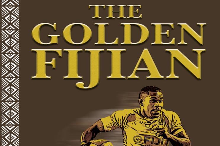 Golden Fijian: pop-up hosting rugby fans