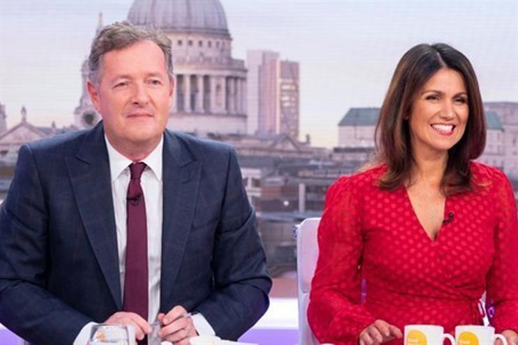 Good Morning Britain: Morgan and Reid (credit: ITV)