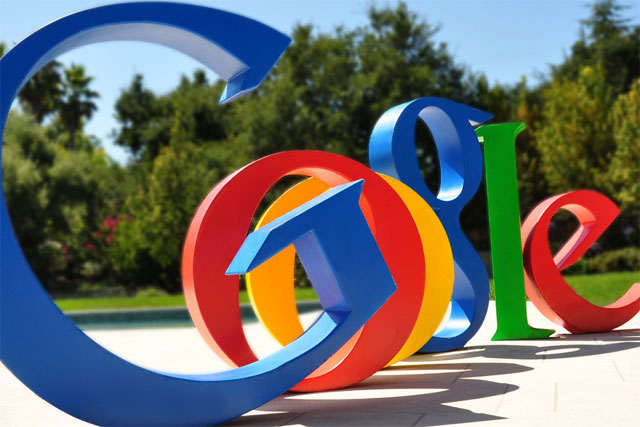 Google: expected to report a profit of £36.8 million in 2012
