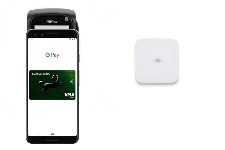 Google: already partners UK banks for payment services