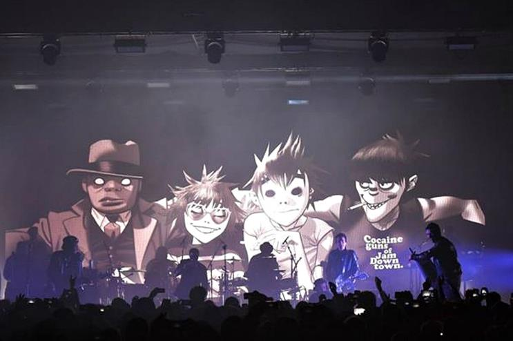 Sonos teams up with Gorillaz for 'Spirit House' experience