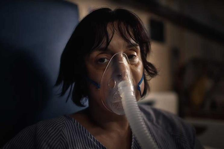 NHS: MullenLowe created January spot calling for personal responsibility