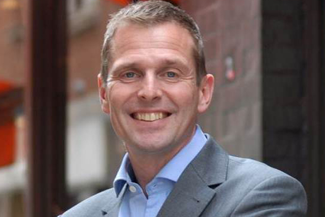 Graham Hales: global chief marketing officer, Interband London