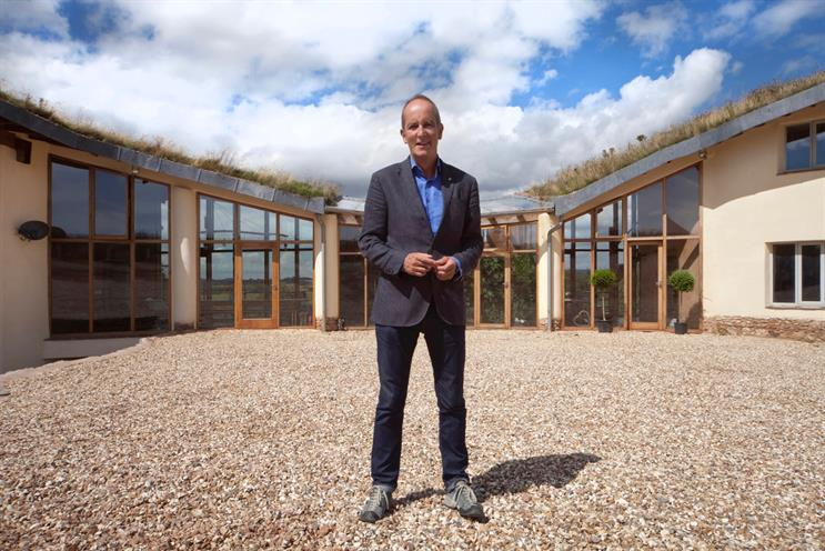 Grand Designs: part of Channel 4's Homes on 4 programming strand