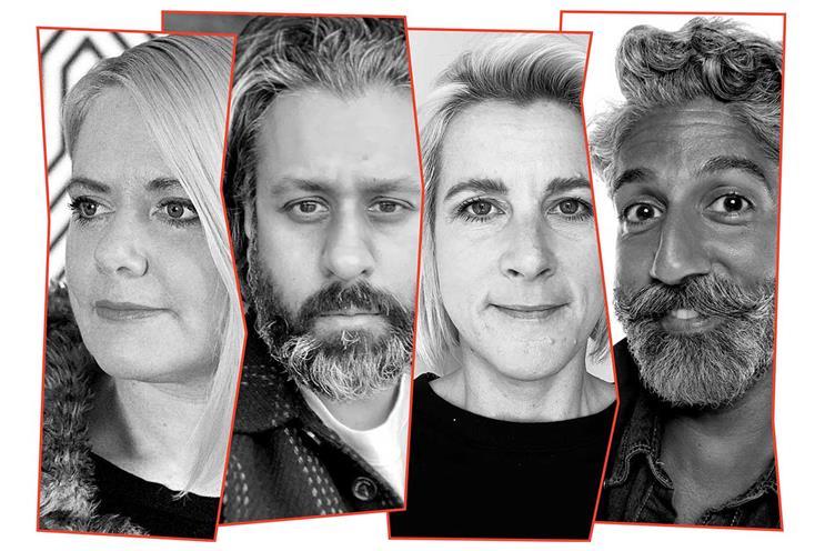 Grey London: Jordan Bambach, Amey-Bhatt, Clarkson and Shaykh