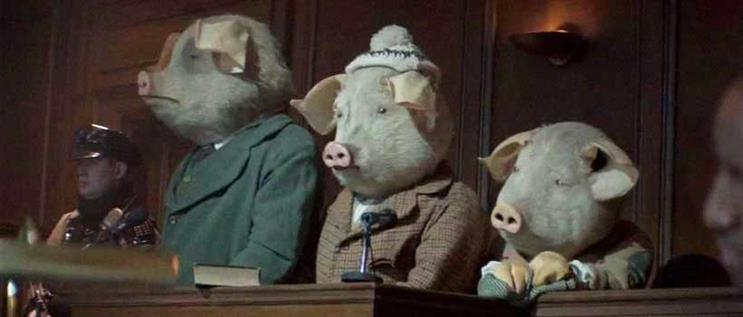 My Campaign: the making of The Guardian 'Three little pigs'