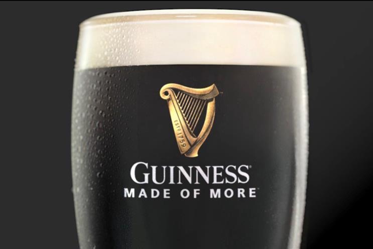 "Guinness: ""Made of more"""