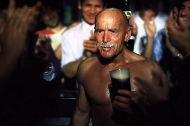 The advertising that shaped my career: the rebirth of Guinness