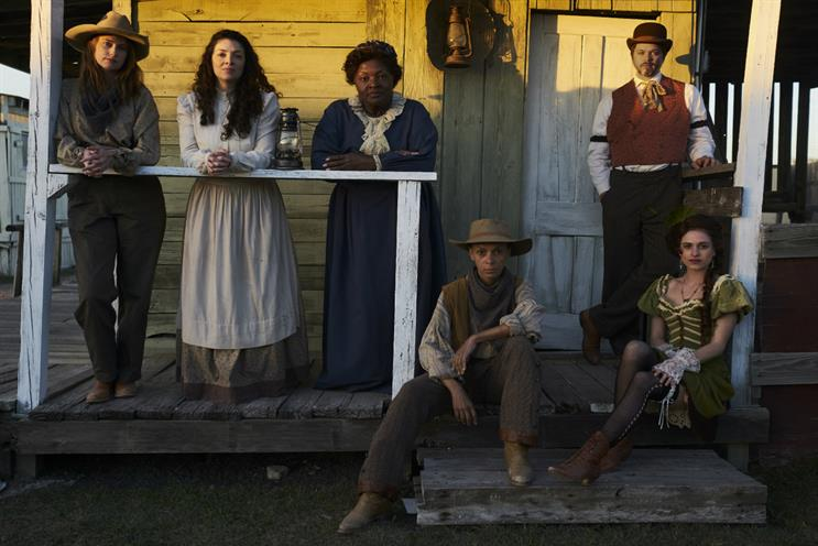 Immersive experience: HBO recreated Westworld at SXSW