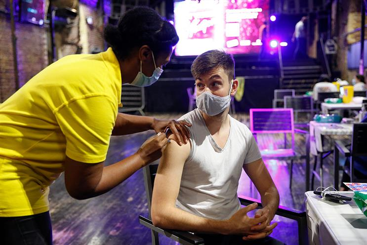 Nightclubs: Heaven was used as a vaccination centre in August