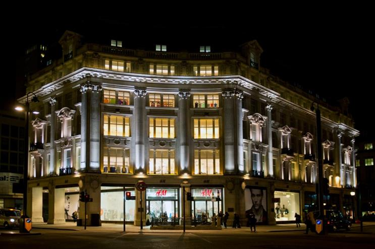 H&M: opening flagship store in Westfield Stratford