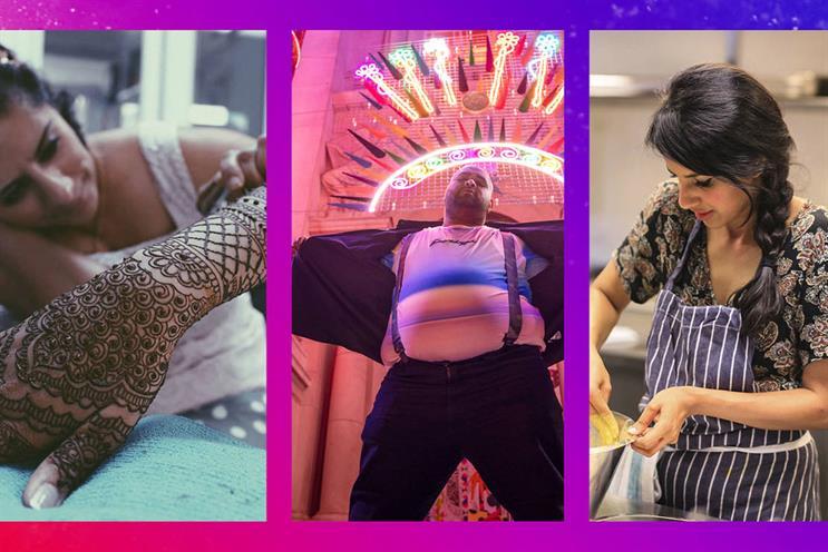 Time Out: Nisha Davdra, Sugapuff and Ravinder Bhogal will lead tutorials