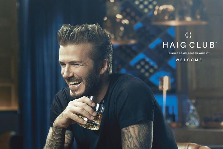 Haig Club: Adam & Eve/DDB handles creative duties for the new Diageo brand