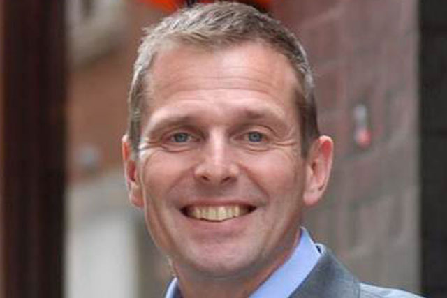 Graham Hales: chief executive officer, Interband London