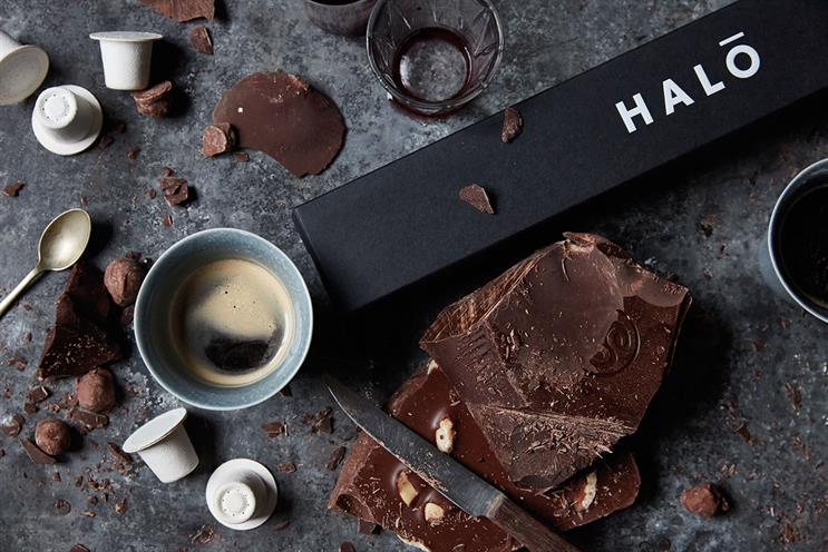 Halo: eco-friendly premium coffee