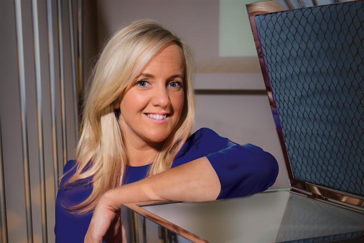 Hannah Webley-Smith: new customer director at Notonthehighstreet.com