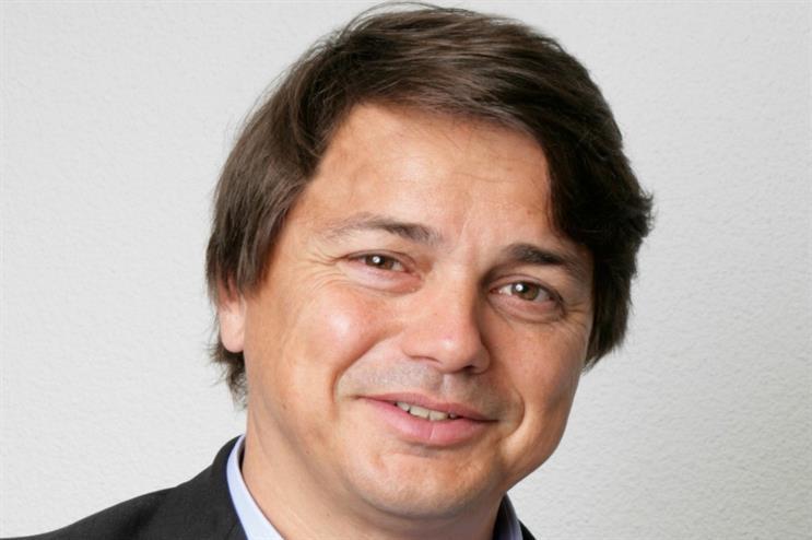 Hans Erik Tujit: the global Heineken director of sponsorships at Heineken International