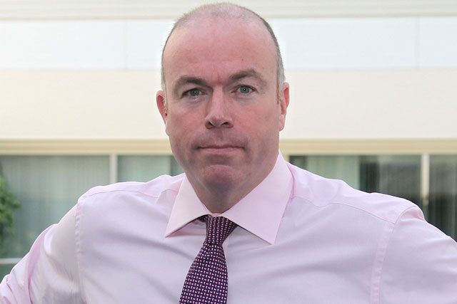 Ian Hanson: joins Global as chief operating officer