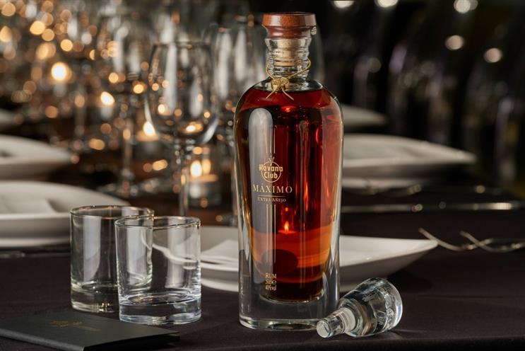 Havana Club: Pernod Ricard brand