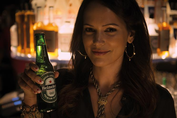 The buzz: Heineken promotes moderate drinkers