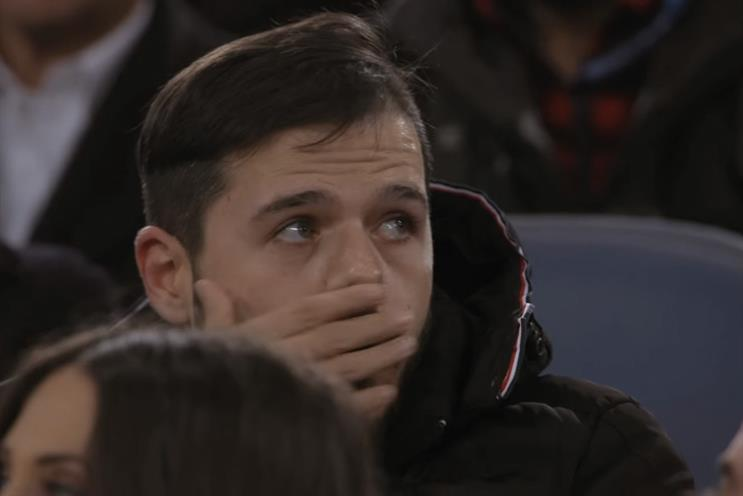 The buzz: Heineken pranks a football super-fan