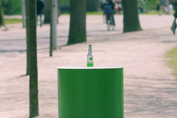 Heineken splits with Wieden & Kennedy